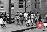 Image of bread distribution during great depression Tennessee United States USA, 1936, second 4 stock footage video 65675035962
