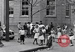 Image of bread distribution during great depression Tennessee United States USA, 1936, second 7 stock footage video 65675035962