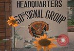 Image of 160th Signal Group Long Binh Vietnam, 1969, second 10 stock footage video 65675035973