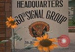 Image of 160th Signal Group Long Binh Vietnam, 1969, second 12 stock footage video 65675035973