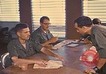 Image of currency exchange Long Binh Vietnam, 1969, second 10 stock footage video 65675035978