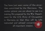Image of German dictators Germany, 1945, second 2 stock footage video 65675035989