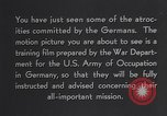 Image of German dictators Germany, 1945, second 3 stock footage video 65675035989