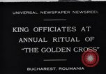 Image of King Carol II Bucharest Romania, 1931, second 1 stock footage video 65675035998