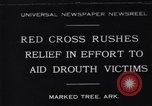 Image of drought victims Marked Tree Arkansas USA, 1931, second 1 stock footage video 65675036005