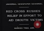 Image of drought victims Marked Tree Arkansas USA, 1931, second 3 stock footage video 65675036005