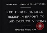 Image of drought victims Marked Tree Arkansas USA, 1931, second 6 stock footage video 65675036005