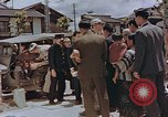 Image of black marketing by Americans Kyoto Japan, 1946, second 2 stock footage video 65675036007