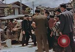 Image of black marketing by Americans Kyoto Japan, 1946, second 3 stock footage video 65675036007