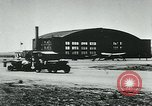 Image of GB-4 missile attached with plane United States USA, 1945, second 1 stock footage video 65675036009