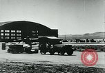 Image of GB-4 missile attached with plane United States USA, 1945, second 4 stock footage video 65675036009