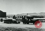 Image of GB-4 missile attached with plane United States USA, 1945, second 6 stock footage video 65675036009