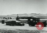 Image of GB-4 missile attached with plane United States USA, 1945, second 7 stock footage video 65675036009