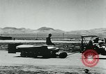 Image of GB-4 missile attached with plane United States USA, 1945, second 9 stock footage video 65675036009