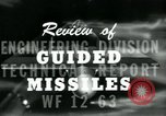 Image of guided bomb GB-1 United States USA, 1940, second 11 stock footage video 65675036013
