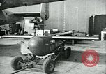 Image of Radar Seeker Guided Bomb GB-7 United States USA, 1940, second 11 stock footage video 65675036019
