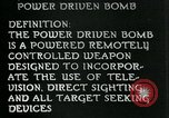 Image of Power Bomb United States USA, 1944, second 1 stock footage video 65675036035