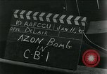 Image of Azon Bombs India, 1945, second 1 stock footage video 65675036036