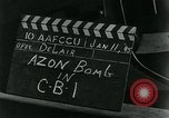 Image of Azon Bombs India, 1945, second 2 stock footage video 65675036036