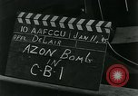 Image of Azon Bombs India, 1945, second 4 stock footage video 65675036036