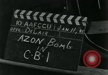 Image of Azon Bombs India, 1945, second 5 stock footage video 65675036036