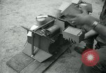 Image of Azon Bombs India, 1945, second 7 stock footage video 65675036038