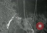 Image of array of smoke trails China-Burma-India Theater, 1945, second 10 stock footage video 65675036044