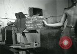 Image of Azon Bomb tail section Burma, 1945, second 2 stock footage video 65675036052