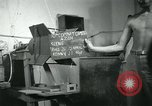 Image of Azon Bomb tail section Burma, 1945, second 4 stock footage video 65675036052