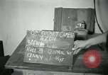 Image of Azon Bomb tail section Burma, 1945, second 4 stock footage video 65675036053