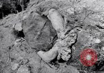 Image of dead bodies Belgium, 1944, second 7 stock footage video 65675036056