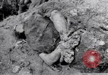 Image of dead bodies Belgium, 1944, second 8 stock footage video 65675036056