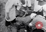 Image of dead bodies Belgium, 1944, second 9 stock footage video 65675036056