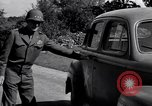 Image of Lieutenant General Courtney Hodges Belgium, 1944, second 6 stock footage video 65675036060