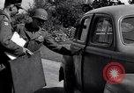 Image of Lieutenant General Courtney Hodges Belgium, 1944, second 7 stock footage video 65675036060