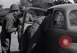 Image of Lieutenant General Courtney Hodges Belgium, 1944, second 11 stock footage video 65675036060