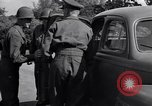 Image of Lieutenant General Courtney Hodges Belgium, 1944, second 12 stock footage video 65675036060