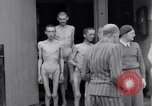 Image of Concentration camp survivors Ebensee Austria, 1945, second 7 stock footage video 65675036066