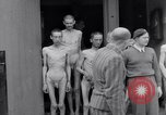Image of Concentration camp survivors Ebensee Austria, 1945, second 8 stock footage video 65675036066