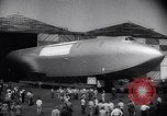 Image of world's largest aircraft California United States USA, 1946, second 6 stock footage video 65675036076