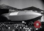 Image of world's largest aircraft California United States USA, 1946, second 7 stock footage video 65675036076