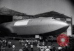 Image of world's largest aircraft California United States USA, 1946, second 8 stock footage video 65675036076