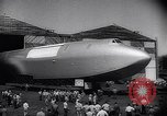 Image of world's largest aircraft California United States USA, 1946, second 9 stock footage video 65675036076