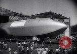 Image of world's largest aircraft California United States USA, 1946, second 10 stock footage video 65675036076