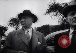 Image of Bernard Baruch New York United States USA, 1946, second 11 stock footage video 65675036079