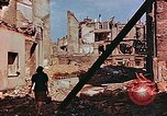 Image of damaged buildings in Leipzig Leipzig Germany, 1945, second 2 stock footage video 65675036086