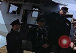 Image of German and Russian military officials Germany, 1945, second 3 stock footage video 65675036090