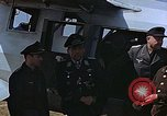 Image of German and Russian military officials Germany, 1945, second 5 stock footage video 65675036090