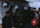 Image of German and Russian military officials Germany, 1945, second 6 stock footage video 65675036090