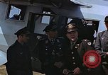 Image of German and Russian military officials Germany, 1945, second 7 stock footage video 65675036090
